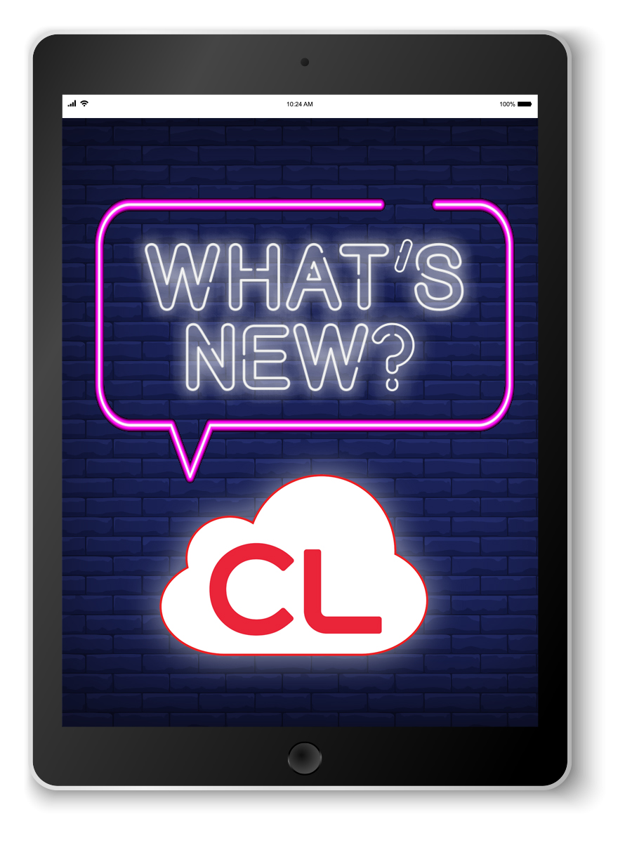 See what's new through cloudLibrary Express